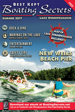 NH Boating Guide 2017
